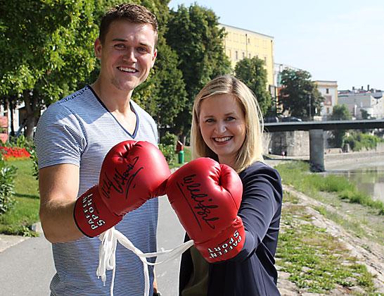"""Happy End: """"Herzpartie"""" hilft Olympiasieger aus der Klemme"""